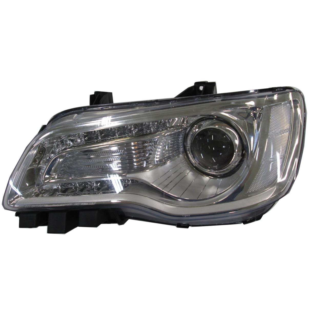 Head Light Assemblies